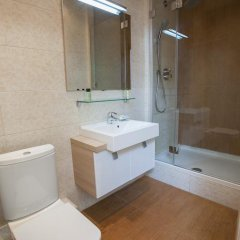 Апартаменты Мост Центр Апартаменты Апартаменты Премиум с различными типами кроватей фото 34