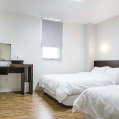 Отель Ekonomy Guesthouse Haeundae 3* Стандартный номер с различными типами кроватей фото 8