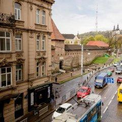 Апартаменты Apartments Zefir балкон