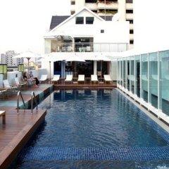 Отель Dream Bangkok бассейн фото 3