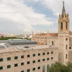 Отель Apartamentos Los Jerónimos