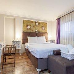 Dora Hotel 3* Люкс с различными типами кроватей фото 6
