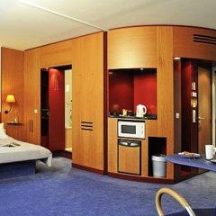 Hotel Novotel Suites Wien City Donau 3* Люкс с различными типами кроватей фото 2