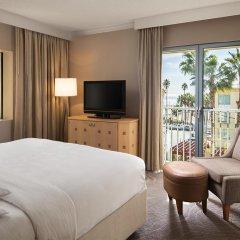 Отель Jw Marriott Santa Monica Le Merigot 4* Стандартный номер фото 2