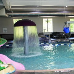 Holiday Inn Express Hotel & Suites Columbus - Polaris Parkway Колумбус детские мероприятия