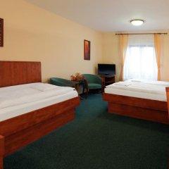 Отель Palace Plzen 3* Номер Делюкс фото 6
