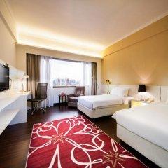 Village Hotel Bugis 4* Номер Делюкс с двуспальной кроватью фото 2