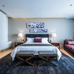 Square Small Luxury Hotel 4* Улучшенный люкс с различными типами кроватей