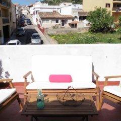 Отель B&B Ses Terrasses балкон
