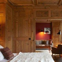 Hotel Mont-Blanc сауна