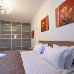 Гостиница Partner Guest House Khreschatyk 3* Улучшенные апартаменты с различными типами кроватей фото 16