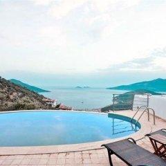 Отель Villa Nesrin Kalkan бассейн