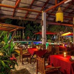Отель Lanta Klong Nin Beach Resort Таиланд, Ланта - отзывы, цены и фото номеров - забронировать отель Lanta Klong Nin Beach Resort онлайн питание фото 3