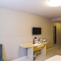 Отель Jinjiang Inn - Suzhou Wuzhong Baodai West Road Китай, Сучжоу - отзывы, цены и фото номеров - забронировать отель Jinjiang Inn - Suzhou Wuzhong Baodai West Road онлайн удобства в номере фото 2