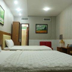 Danh Uy Hotel 2* Стандартный номер с различными типами кроватей фото 4