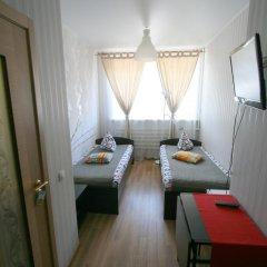 City Hostel Стандартный номер 2 отдельные кровати фото 4