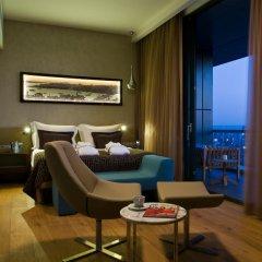 Radisson Blu Hotel Istanbul Asia 5* Стандартный номер с различными типами кроватей фото 2
