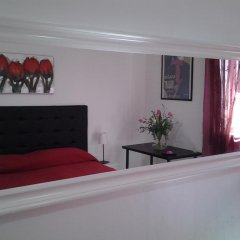 Отель B&B Trastevere in Bed Номер Делюкс с различными типами кроватей фото 4