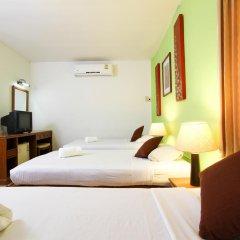 Отель Eden Bungalow Resort 3* Улучшенное бунгало с различными типами кроватей фото 9