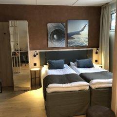 Airport Hotel Pilotti 3* Стандартный номер с различными типами кроватей фото 29