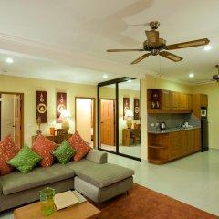Отель Baan Souy Resort 3* Апартаменты с 2 отдельными кроватями фото 3