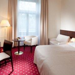 Отель Clarion Grand Zlaty Lev 4* Номер Делюкс фото 4