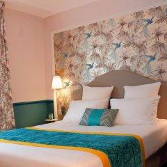 Отель Villa Otero 4* Стандартный номер с двуспальной кроватью