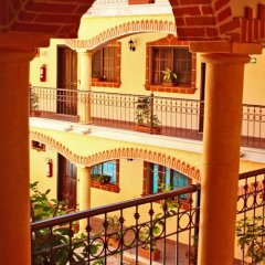 SC Hotel Playa del Carmen балкон