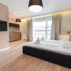 Апартаменты Apartinfo Chmielna Park Apartments Студия с различными типами кроватей фото 2