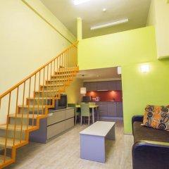 Braavo Spa Hotel 2* Апартаменты с различными типами кроватей фото 4