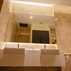 Platinum Hotel 3* Улучшенные апартаменты разные типы кроватей фото 8