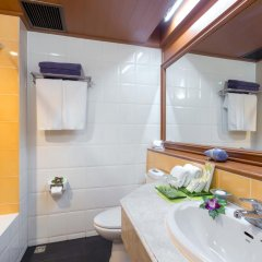 Отель Krabi Resort 4* Номер Делюкс с двуспальной кроватью фото 7