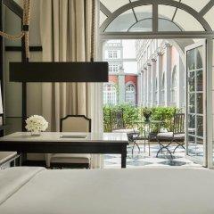 Four Seasons Hotel Mexico City 5* Номер Премьер с двуспальной кроватью фото 2
