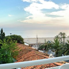 Отель Bertur Juncadella Испания, Калафель - отзывы, цены и фото номеров - забронировать отель Bertur Juncadella онлайн балкон