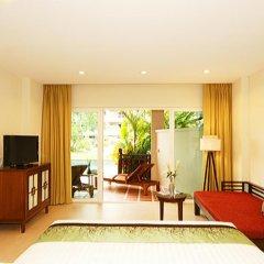 Отель The Heritage Pattaya Beach Resort 4* Номер Делюкс с различными типами кроватей фото 11