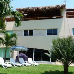 Отель Condominio Banus Diamante La Isla Acapulco пляж