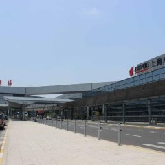 Shanghai Hongqiao Airport Hotel парковка
