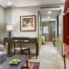 Goodwood Park Hotel 4* Стандартный номер с различными типами кроватей фото 4