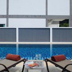 Отель Kata Hill View Villas by Kata Sea View Villas бассейн