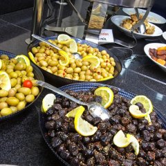 Levni Hotel & Spa питание фото 3