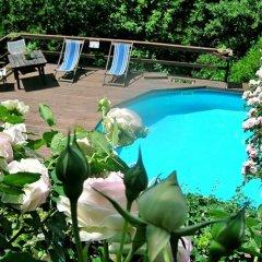 Отель Villa Rose Antiche Италия, Реггелло - отзывы, цены и фото номеров - забронировать отель Villa Rose Antiche онлайн бассейн фото 3