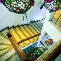 Отель Casanova Inn 2* Стандартный семейный номер с двуспальной кроватью фото 7
