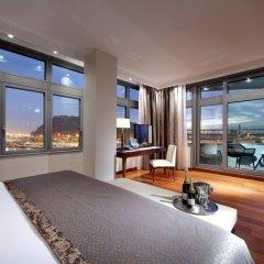 Отель Eurostars Grand Marina 5* Президентский люкс с различными типами кроватей фото 5