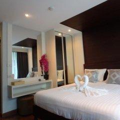 Отель Baan Bangsaray Condo Студия Делюкс фото 5