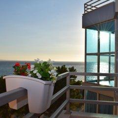 Отель Portafortuna Apartments Албания, Саранда - отзывы, цены и фото номеров - забронировать отель Portafortuna Apartments онлайн балкон