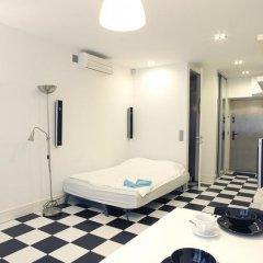 Отель Goodnight Warsaw 3* Студия с различными типами кроватей фото 44