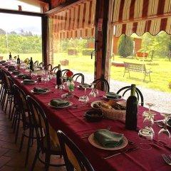 Отель Agriturusmo La Selva Аулла питание фото 2