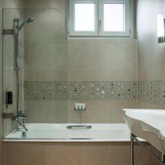 Hotel Aiglon 4* Семейный люкс с двуспальной кроватью фото 2