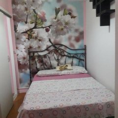 Отель Go Bcn Hostal Ideal Badal Стандартный номер с различными типами кроватей (общая ванная комната) фото 14