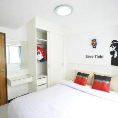 Отель Bann Sabai Rama Iv 3* Стандартный номер фото 10